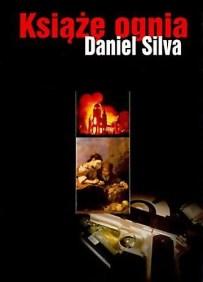 Daniel Silva – Książę ognia - ebook
