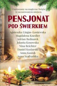 Daniel Koziarski i inni – Pensjonat pod świerkiem. Antologia - ebook