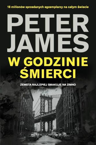 Peter James – W godzinie śmierci