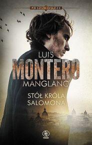 Luis Montero Manglano – Stół króla Salomona - ebook