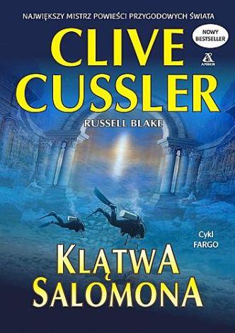 Clive Cussler & Russell Blake – Klątwa Salomona