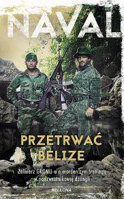 Naval – Przetrwać Belize - ebook