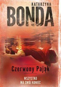 Katarzyna Bonda – Czerwony pająk - ebook
