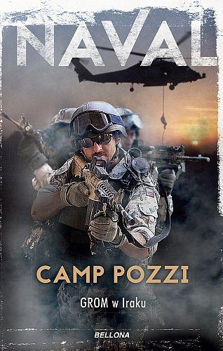 Naval – Camp Pozzi. GROM w Iraku