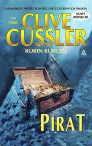 Clive Cussler & Robin Burcell – Pirat - ebook