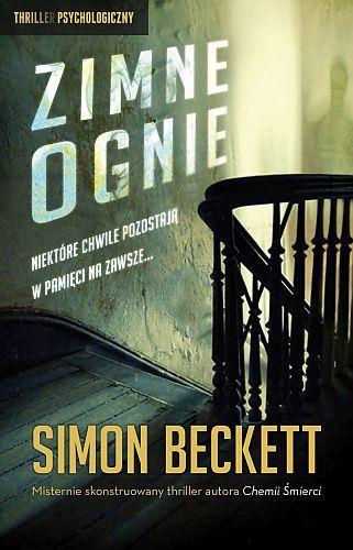 Simon Beckett – Zimne ognie