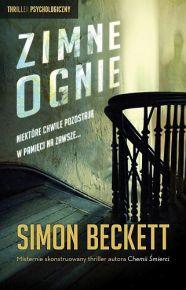 Simon Beckett – Zimne ognie - ebook
