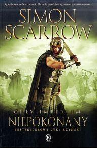 Simon Scarrow – Orły Imperium. Niepokonany - ebook