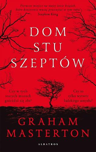 Graham Masterton – Dom stu szeptów