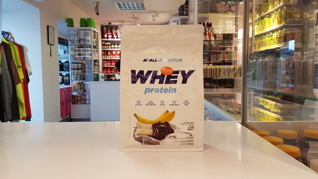 Whey Protein - All Nutrition Muscle Power Częstochowa - sklep z suplmentami i zdrową żywnością