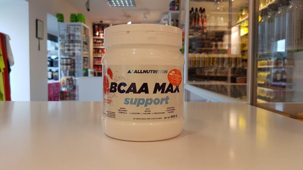 BCAA Support - All Nutrition Muscle Power Częstochowa - sklep z suplementami i zdrową żywnością