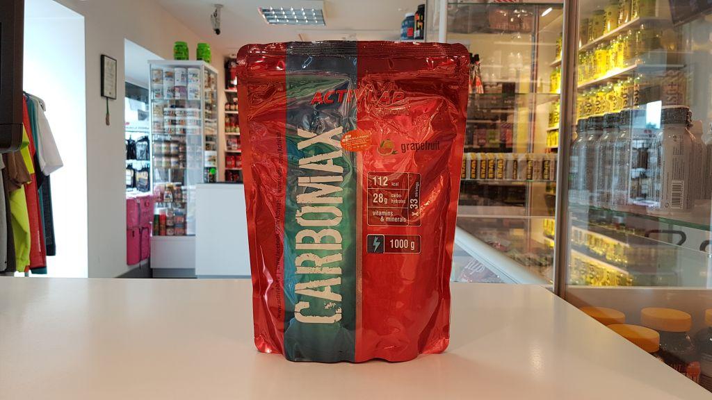 Carbomax - Activlab Muscle Power Częstochowa - sklep z suplementami i zdrową żywnością