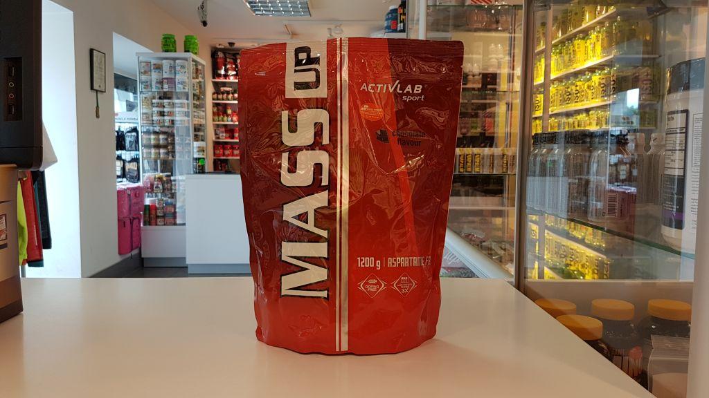 MassUp - gainer- odżywka białkowo-węglowodanowa Activlab Muscle Power Częstochowa - sklep z suplementami i zdrową żywnością