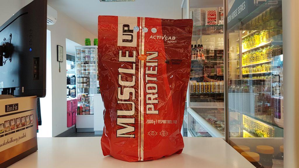 MuscleUp- białko/odżywka białkowa Acvtivlab Muscle Power Częstochowa - sklep z suplementami i zdrową żywnością