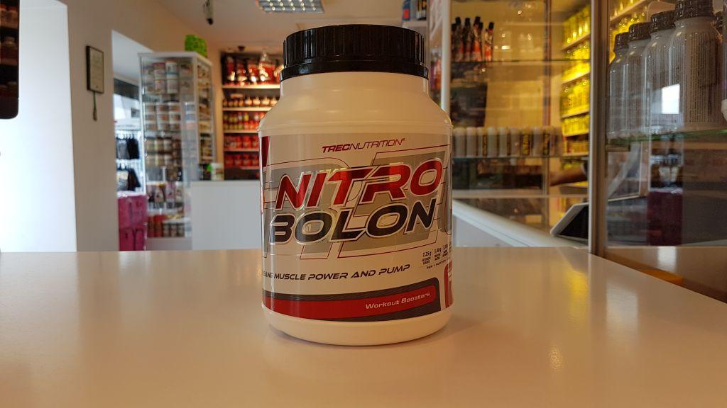 Nitrobolon - Trec Muscle Power Częstochowa - sklep z suplementami i zdrową żywnością