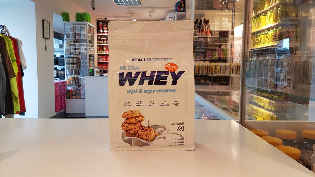 Ultra Whey - WPI &WPC Matrix All Nutrition Muscle Power Częstochowa - sklep z suplmentami i zdrową żywnością