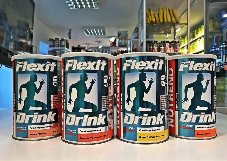 Flexit Nutrend w super cenie! Muscle Power Częstochowa - sklep z suplementami i zdrową żywnością
