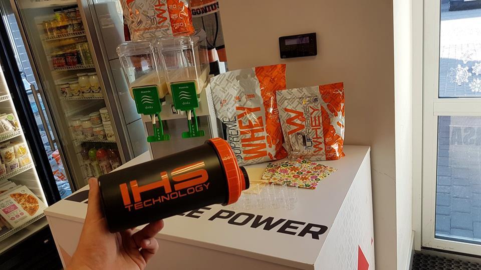 Degustacja Suprem Whey Iron Horse Muscle Power Częstochowa - sklep z odżywkami, suplementami i zdrową żywnością