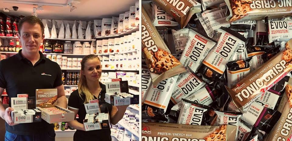 Dzień Kobiet w Muscle Power Częstochowa - sklep z suplementami i zdrową żywnością