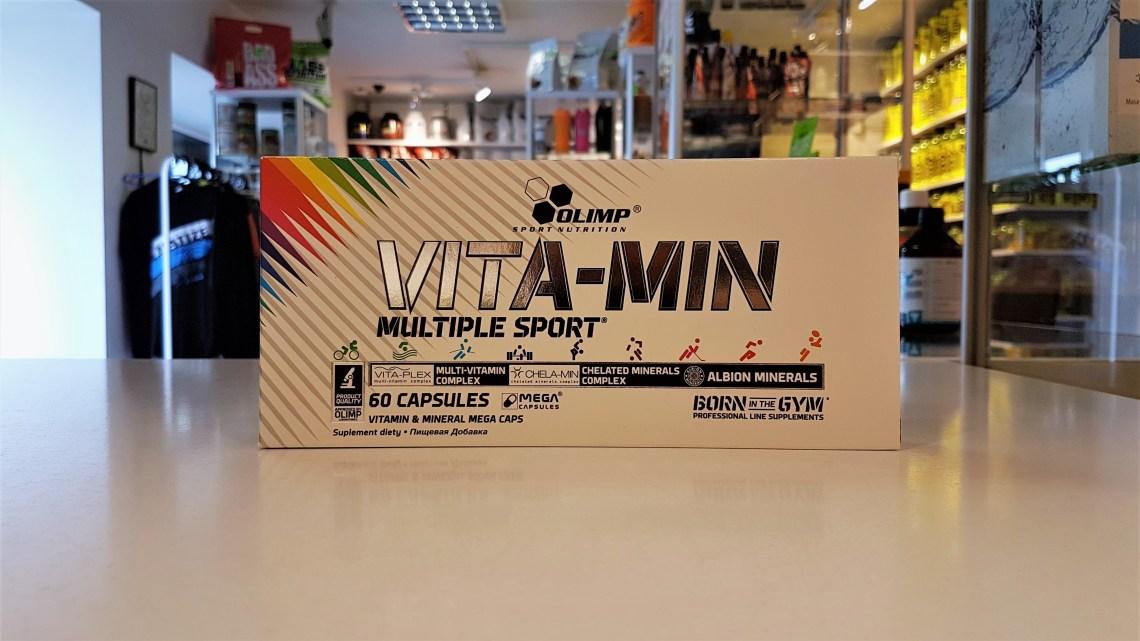 Olimp Vita-Min Multiple Lady - Olimp Muscle Power Częstochowa - sklep z suplementami i zdrową żywnością