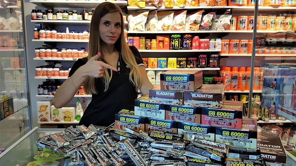 Gratisowe batoniki proteinowe do Twoich zakupów w Muscle Power!