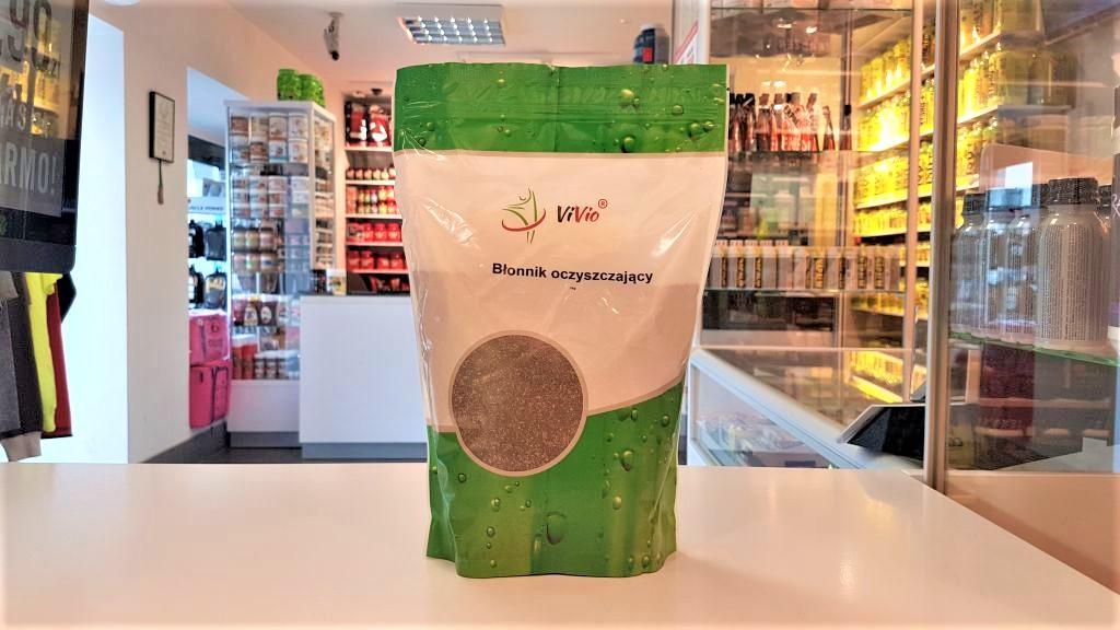 Błonnik Oczyszczający - Vivio Muscle Power Częstochowa - sklep z suplementami i zdrową żywnością