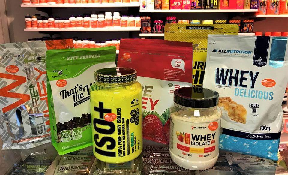Rabaty na wszystkie białka w Muscle Power !