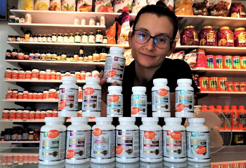 Nowe produkty od Wish Pharmaceutical!