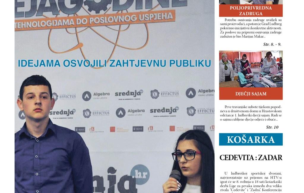 Ludbreške novine broj 108 (travanj 2016)