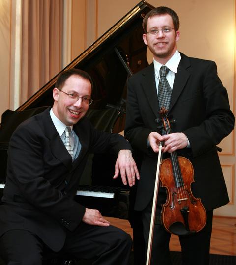Duo Novinc – Čaldarović (3. 06. 2016. (petak) u 20 sati – dvorac Batthyány)