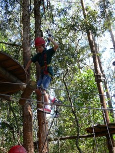 2013.10 - Aus Tree Tops Adventure Park 2