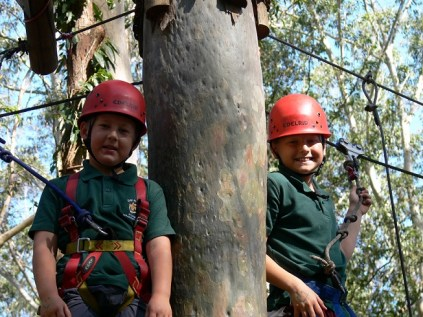 2013.10 - Aus Tree Tops Adventure Park 3