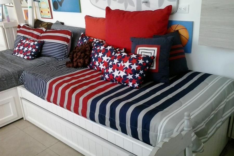 Meble tapicerowane do sypialni