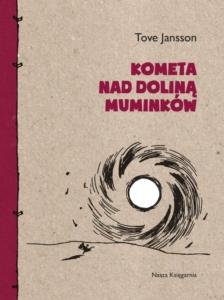 Okładka książki autorstwa Tove Jansson