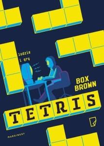 """Okładka komiksu """"Tetris"""" autorstwa Box Brown. Komiks miał premierę 29 maja. Komiks recenzowany w artykule """"najlepsze premiery komiksów"""""""