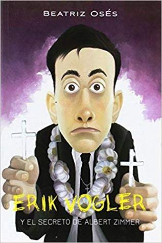 Okładka szóstego tomu przygód chłopaka o imieniu Erik Vogler. Na okładce trzyma on krzyże w lewej i prawej dłoni, a na szyi ma zawieszony wieniec z czosnku.