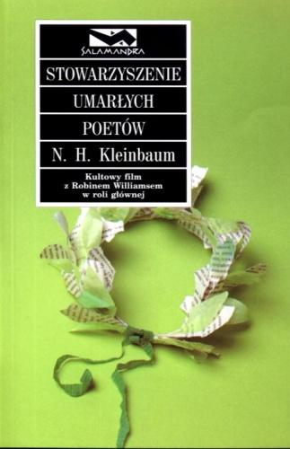 Stowarzyszenie umarłych poetów - Nancy Kleinbaum