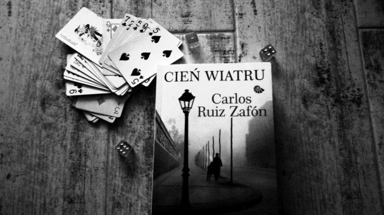 Cień wiatru - Carlos Ruiz Zafon - Czytoholik