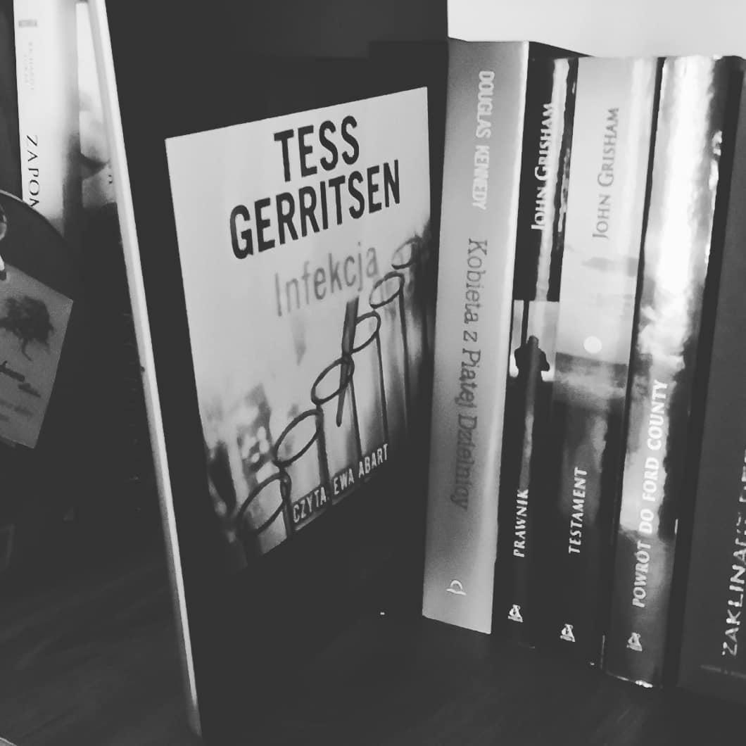 Infekcja – Tess Gerritsen