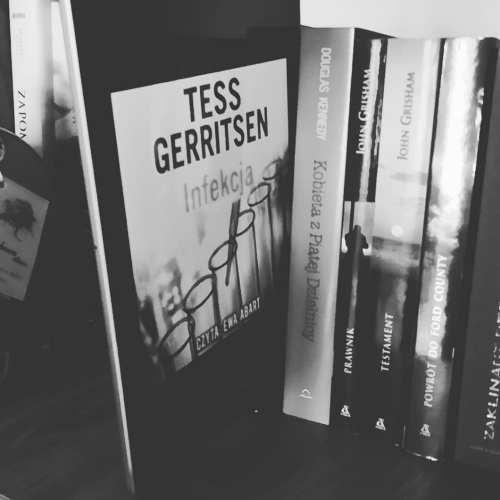 Infekcja - Tess Gerritsen - Czytoholik.pl
