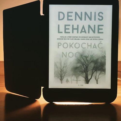 Pokochać noc - Dennis Lehane - czytoholik