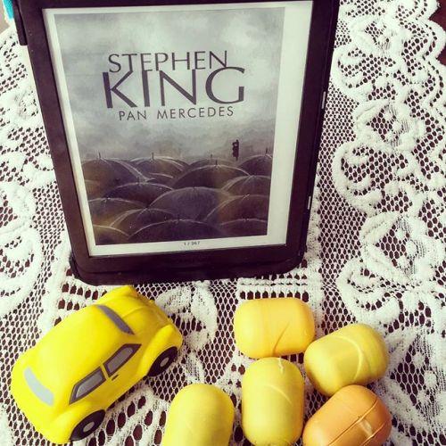 Pan Mercedes - Stephen King - czytoholik