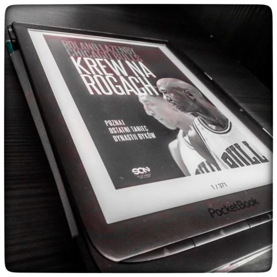Chicago Bulls. Krew na rogach - Roland Lazenby - czytoholik