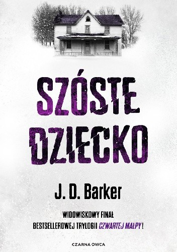 Szóste dziecko - J.D. Barker