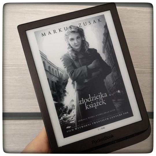 Złodziejka książek - Markus Zusak - czytoholik