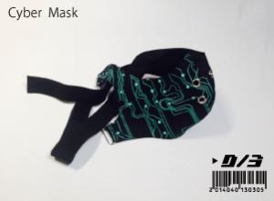 D/3_cyber_mask(D/3 サイバーマスク) d3