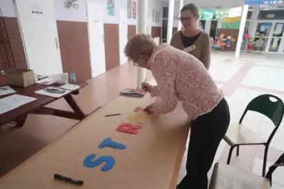 Znalezione obrazy dla zapytania strajk nauczycieli w stargardzie szczecinskim zdjecia