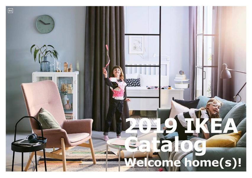 Nowy Katalog Ikea 2019 Pdf Online Co Nowego W Nowym