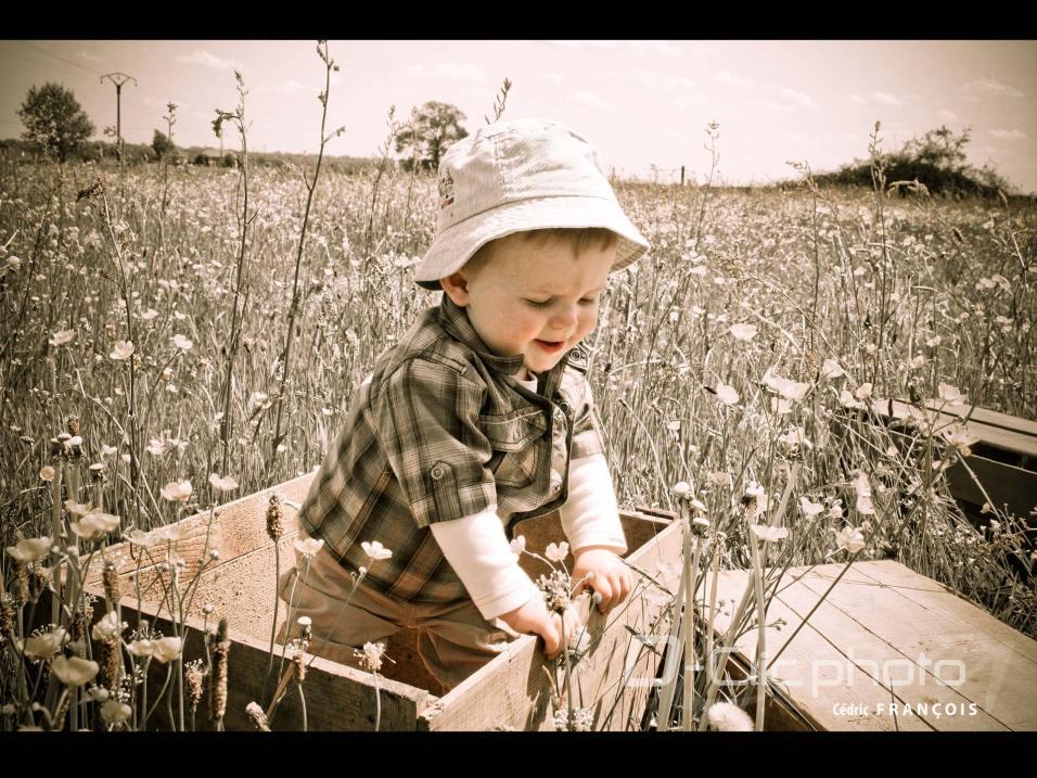 photographe pour enfant Sivry-rance
