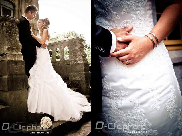 photographe mariage Sivry-rance